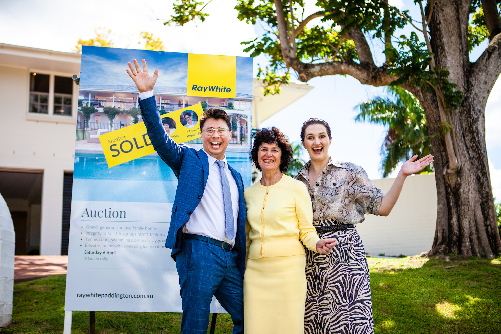 Judi ODea team sell property